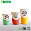 red color paper cup green color cup yellow color coffee paper cup