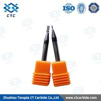 New design tungsten carbide spherical milling cutter sale