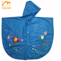 Child Clothes Lovely Cartoon Printed kids Raincoat / Rain wear/ Poncho