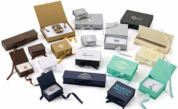 Wholesale Luxe Ribbon Jewelry Gift Boxes View Ribbon Jewelry Boxes