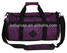 shoulder tote polyester travel weekend bag
