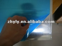 aluminum sheet with plastic film protection 1060 1100 3003