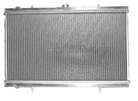 engine cooling aluminum radiator