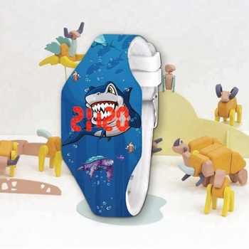 Cheap Kids Popular Space LED Watches Wholesale