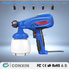 HVLP Type and Paint Spray Gun Rechargeable lithium battery