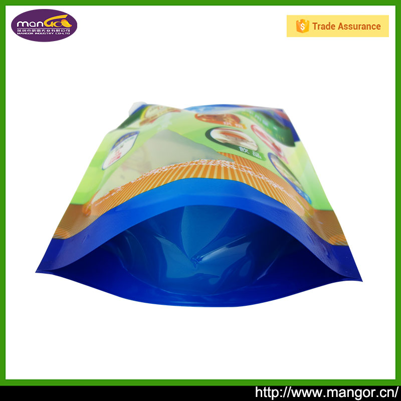 New Product spout bag baby food pouch Cheap Plastic Stand Up Bag For heath sugar Food Packaging