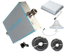 Whole set CDMA 800 Full Band/Band Selective mobile Booster/Repeater/Amplifier+Ceiling & Panel antenna+two cable10/5m