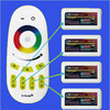 ISO Android System wifi function 2.4G multi zone led module controller