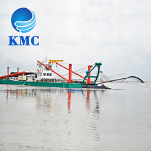 China Best Selling Low price Hydraulic Mini River Jet Suction Sand Pump Ship Dredger For Sale