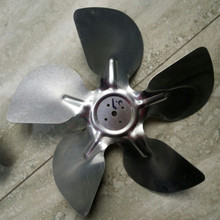 aluminum air conditioner fan blade hot sale engine fan blade