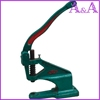 Clothing hand press metal attaching snap button machine