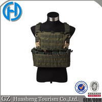 Military Special Forces Swat Police Hunting Airsoft *OD GREEN* Tactical PVC Vest