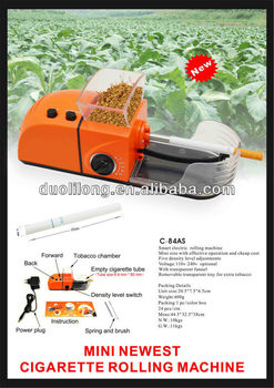 6.5mm Tube cigarette maker