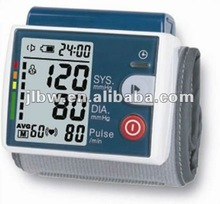 American wrist type blood pressure monitor WD100 Certified