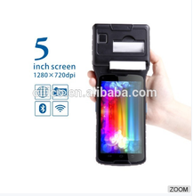 Handheld Pos Terminal Scanner NFC RFID 2D Android Barcode Scanner