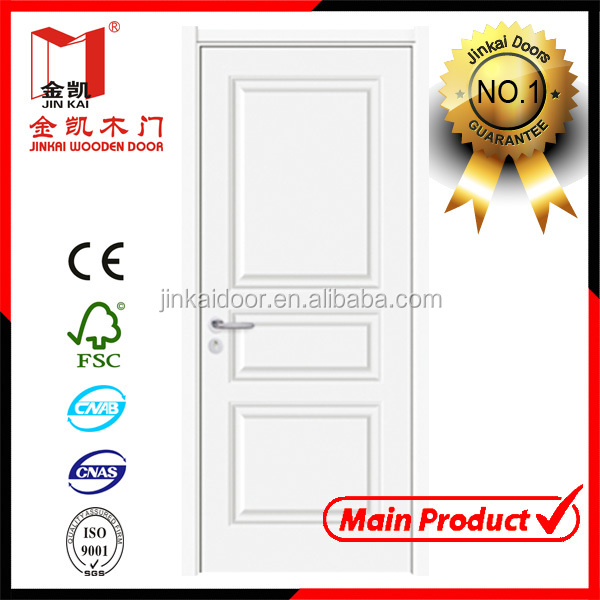 single panel interior wooden door new design for room