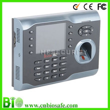 High Speed Scanner Standalone Time Clock Finger Print Attendance Machine (HF-Iclock360)