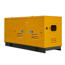 mobile silent 144kw three phase generator