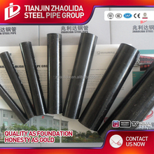 ERW HS Code 7306 Low Carbon Steel Pipe for Exporting from China
