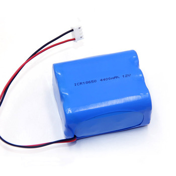 Manufacturer's 18650 Lithium Battery 3 Strings 2 And A Protective Plate 12V Industrial Battery 4400mAh Customized OEM