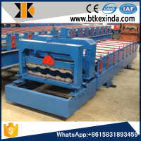 Glazed Tile Roof Machine Automatic Steel