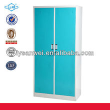 metal double door wardrobe armoire for sale