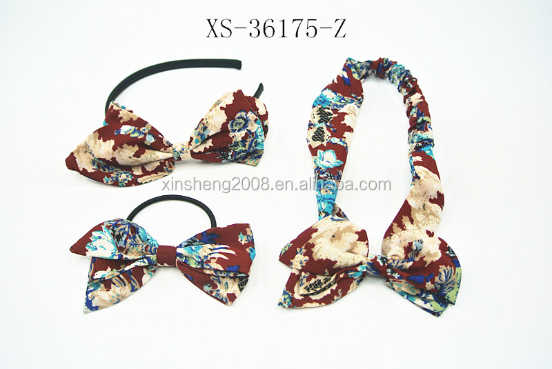 New arrival hair accessories/hairband for ladies birthday gift