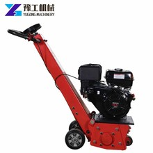 Good Performance hand push concrete scarifier with Lowest Price