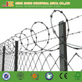 High quality CBT65 concertina barbed wire