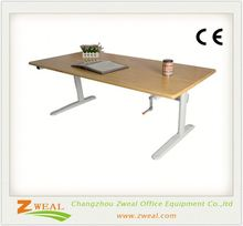 l-shaped table office executive desks for stainless steel computer desk hotsale latest design adjustable