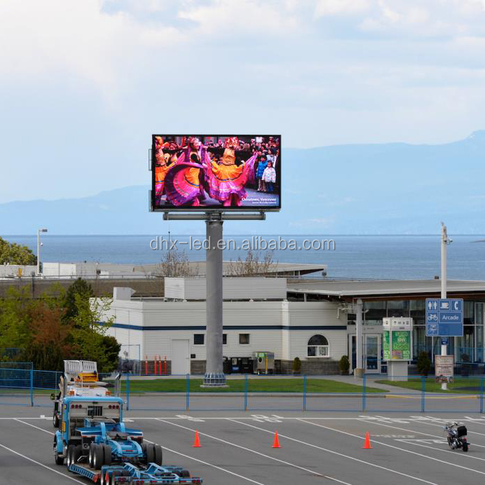 High Definition P10 outdoor LED display sign