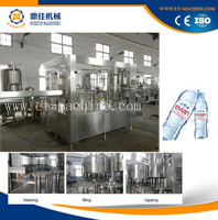 water filling machine line