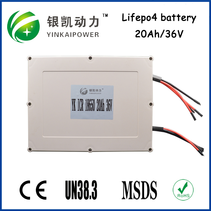 Rechargeable E-bike lifepo4 battery 36v 12ah 16ah 15ah 20ah 30ah with cheap price