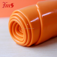 China Manufacturer colorful food grade silicone rubber Raw material