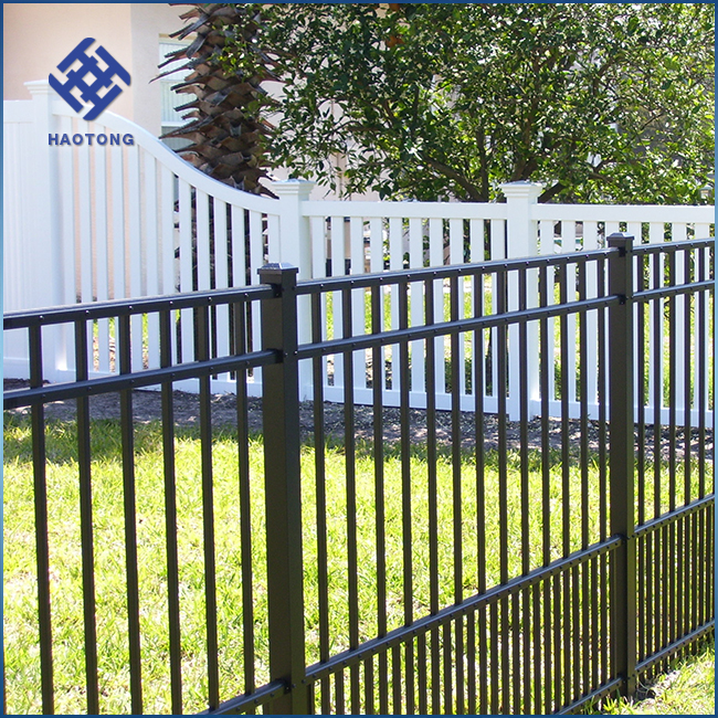 Direct factory supply high qaulity price of anping pvc coated temporary garden dog fence