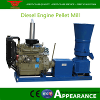 cash crop pellet making machine