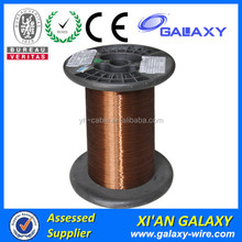 22 AWG Solderable Winding Wire Polyurethane Colored Enameled copper wire