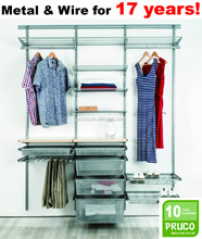 Hot Sale New Style Closet Organizer for clothes storage