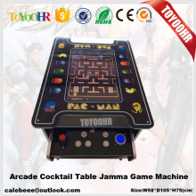Table Top Game machine Arcade Fighting Game Machine Mini Bartop Cocktail Arcade Game Machine