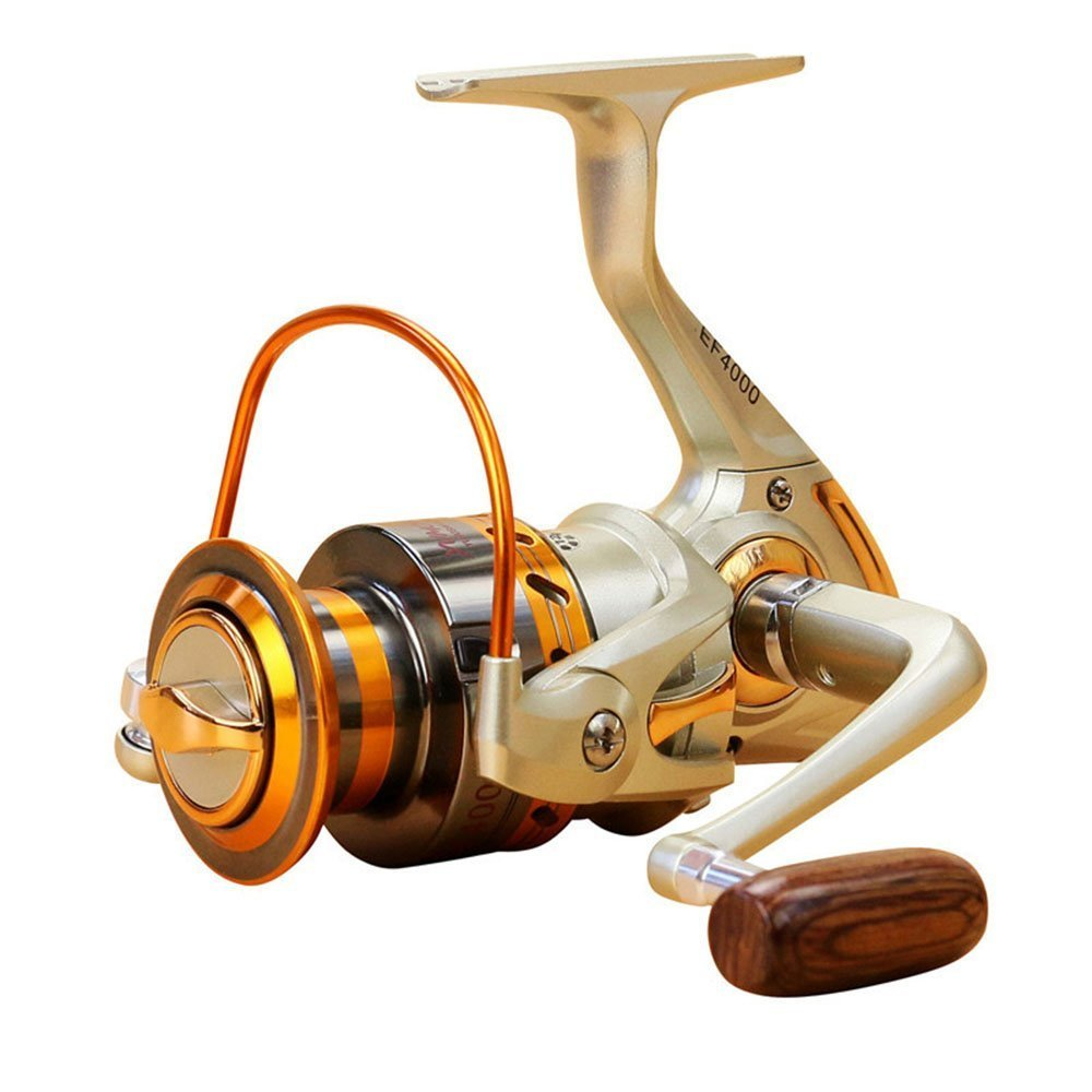 HOT <strong>12</strong>+1BB DC150 Mini Fishing Reels Spinning Reels L <strong>R</strong> Hand Exchange 5.5:1 Mini Reels Gapless bearing Metal Reel High quality!