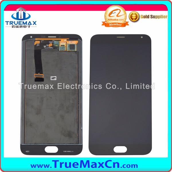 New Arrival LCD Screen for Meizu MX5 Display, LCD Touch Screen for Meizu MX5 LCD With Digitizer Replacement