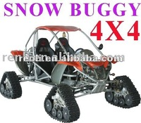 snow tracked tires buggy 4X4