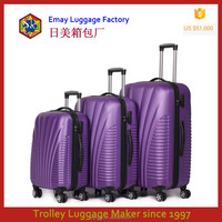 Factory Price ABS Luggage Sets Spinner Wheels Trolley Luggage
