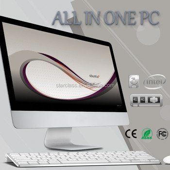 "Reliable fast speed for 23.6"" 24 "" i7 2620m inch ALL-IN-ONE PC computer for core duo 2.7ghz"
