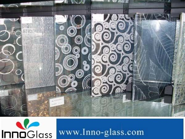 12mm tempered glass for exterior decorative pool fence for Decorative tempered glass panels