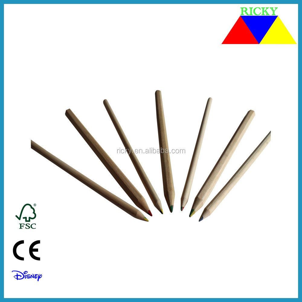 Hot selling nature wooden pencils