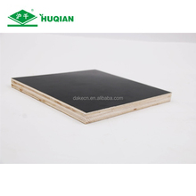 25mm construction formwork plywood concrete shuttering board of construction plywood