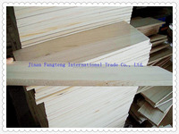 Original Wood Color, Tasteless , Paulownia Finger Jointed Panel