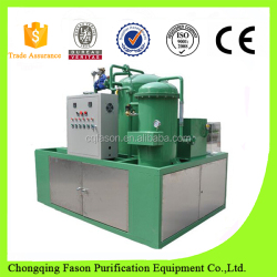 High accuracy and automatic vaccum used engine oil recycling plant