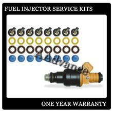 Bosch Fuel Distributor Repair Kit Includes Basket Filter,Caps,O Ring and Spacer